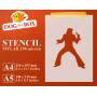 Elvis stencil - Reusable...
