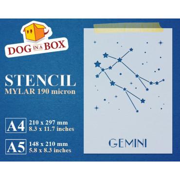 Gemini constellation...