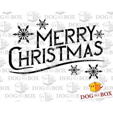 """Schablone /"""" Frohe Weihnachten4 /"""" auf A4"""