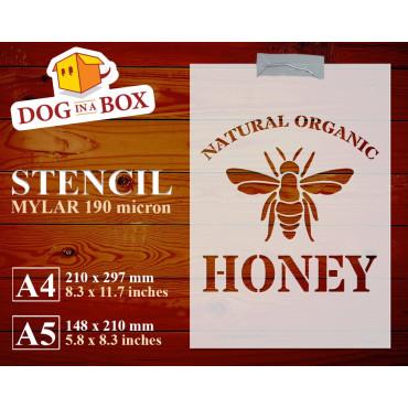 Natural Organic Honey...