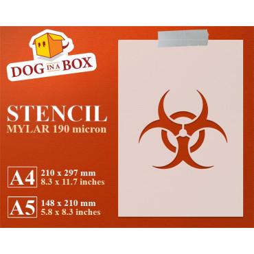 Bioshock stencil -...