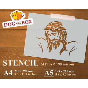 Jesus stencil n.6 -...