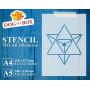 Sacred geometry stencil n.2...