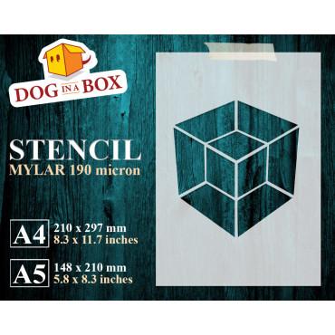 Hypercube stencil -...