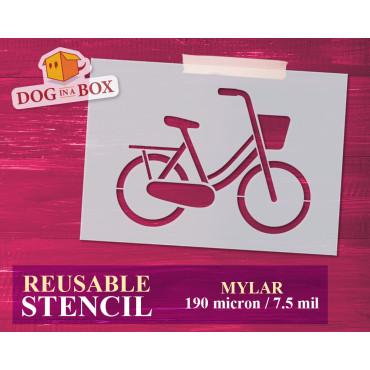 Bicycle stencil n.1 -...