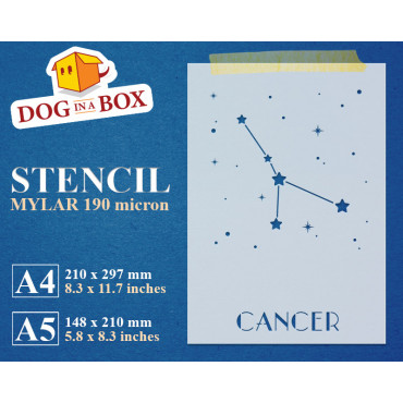 Cancer constellation...