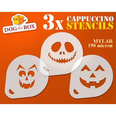 Halloween stencils n.1 (set...