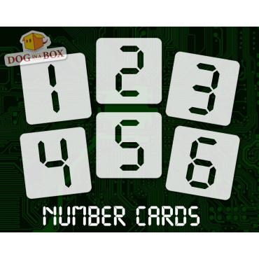 Numbers stencils n.11 -...