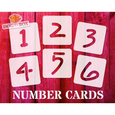 Numbers stencils n.2 -...