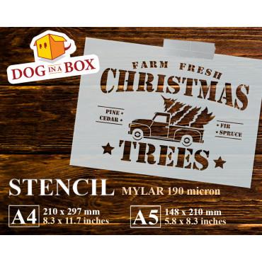 Farm Fresh Christmas Trees...