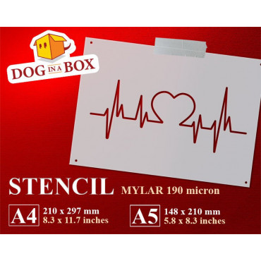 Love electrocardiogram...